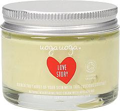 Парфюми, Парфюмерия, козметика Подхранващ крем за суха, чувствителна и зряла кожа - Uoga Uoga Love Story