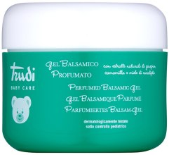 Парфюми, Парфюмерия, козметика Ароматизиран гел за улесняване на дишането - Trudi Baby Care Perfumed Balsamic Gel