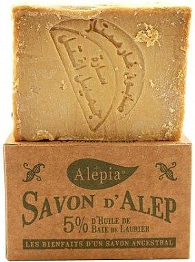 Сапун с масло от лавър 5% - Alepia Soap 5% Laurel