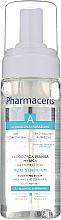 Парфюмерия и Козметика Нежна почистваща пяна за лице - Pharmaceris A Puri Sensilium Soothing Foam