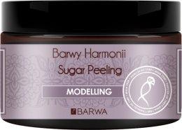 Парфюми, Парфюмерия, козметика Моделиращ захарен пилинг - Barwa Harmony Sugar Peeling Modelling