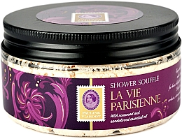 Парфюмерия и Козметика Душ суфле - Pauline Viardot La Vie Parisienne Shower Souffle