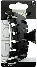 Парфюмерия и Козметика Шнола за коса, 0212, черна - Glamour