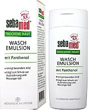Парфюмерия и Козметика Измиваща емулсия за суха кожа - Sebamed Trockene Haut Wash Emulsion