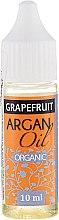 """Парфюмерия и Козметика Арганово масло """"Грейпфрут"""" - Drop of Essence Argan Oil Grapefruit"""