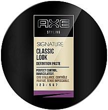 Парфюми, Парфюмерия, козметика Стайлинг паста за коса - Axe Signature Classic Look Definition Wax