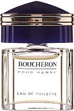 Парфюмерия и Козметика Boucheron for men - Тоалетна вода (мини)