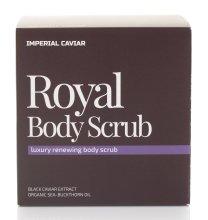 Парфюми, Парфюмерия, козметика Скраб за тяло - Natura Siberica Fresh Spa Imperial Caviar Royal Body Scrub
