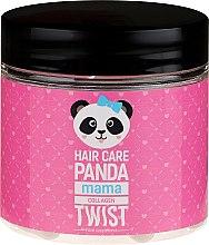 Парфюмерия и Козметика Колаген на капсули за пиене - Noble Health Hair Care Panda Collagen Twist Mama