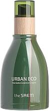 Парфюмерия и Козметика Есенция-крем 2в1 за лице - The Saem Urban Eco Harakeke Essence Cream