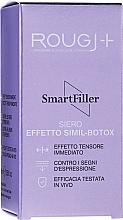 Парфюмерия и Козметика Околоочен серум против бръчки - Rougj+ Smart Filler Siero