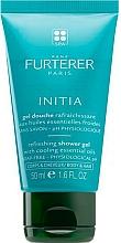 Парфюмерия и Козметика Освежаващ душ гел и шампоан 2в1 - Rene Furterer Initia Refreshing Shower Gel Body & Hair