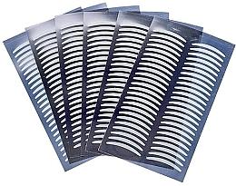 Парфюмерия и Козметика Лепенки за клепачи, тънки, 28851 - Deni Carte