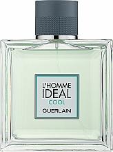 Парфюмерия и Козметика Guerlain L'Homme Ideal Cool - Тоалетна вода