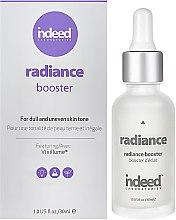 Парфюми, Парфюмерия, козметика Серум за сияйна кожа на лицето - Indeed Laboratories Radiance Booster