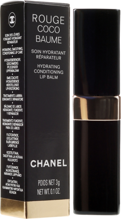 Балсам за устни - Chanel Rouge Coco Baume