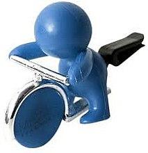 Парфюмерия и Козметика Mr&Mrs Fragrance Gino Light Blue Caribbean Sea - Ароматизатор за кола