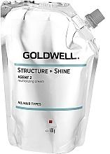Парфюмерия и Козметика Неутрализиращ крем за коса - Goldwell Structure + Shine Agent 2 Neutralizing Hair Cream