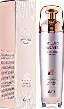 Парфюми, Парфюмерия, козметика Тонер със злато и екстракт от охлюв - Skin79 Golden Snail Intensive Toner