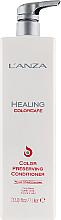 Балсам за защита на цвета на боядисана коса - L'Anza Healing ColorCare Color-Preserving Conditioner — снимка N3