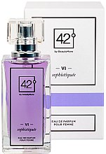 Парфюмерия и Козметика 42° by Beauty More VI Sophistiquee Pour Femme - Парфюмна вода