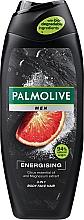 Парфюмерия и Козметика Шампоан-гел 3в1 за мъже - Palmolive Men Energizing 3 in 1