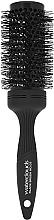 Парфюмерия и Козметика Брашинг четка за коса, 43 мм. - Waterclouds Black Brush No.03
