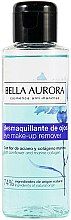 Парфюмерия и Козметика Двуфазен лосион за премахване на грим от очи - Bella Aurora Eyes Cleansing