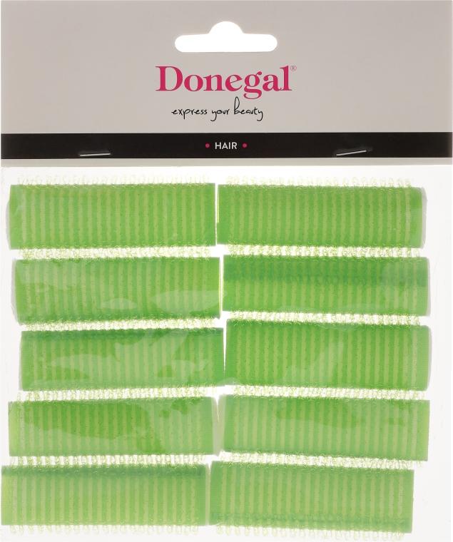 Велкро ролки за коса , 20 мм, 10 бр. - Donegal Hair Curlers — снимка N1