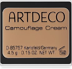 Парфюми, Парфюмерия, козметика Водоустойчив крем-коректор (пълнител) - Artdeco Camouflage Cream Concealer