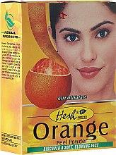 Парфюмерия и Козметика Пилинг-маска за лице - Hesh Orange Peel Powder