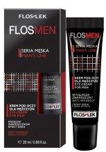 Парфюми, Парфюмерия, козметика Крем за кожата около очите против бръчки за мъже - Floslek Flosmen Eye Cream For Men Anti-Wrinkle