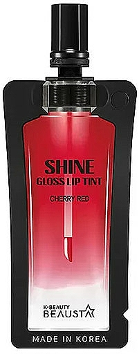 Тинт за устни - Beausta Water Shine Gloss Tint