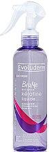 Парфюми, Парфюмерия, козметика Възстановяващ спрей с кератин - Evoluderm Brume Brillance Keratine Liquide