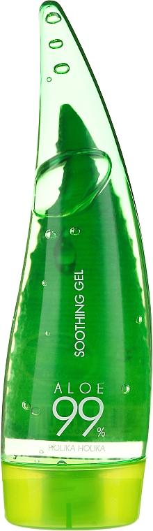 Успокояващ и хидратиращ гел за лице, тяло и коса с 99% алое вера - Holika Holika Aloe 99% Soothing Gel