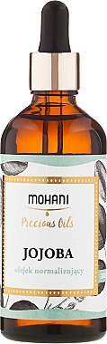 """Масло за лице и тяло """"Жожоба"""" - Mohani Precious Oils — снимка N2"""