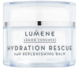 Парфюми, Парфюмерия, козметика Възстановяващ балсам за лице - Lumene Lahde Hydration Rescue 24H Nourishing Balm