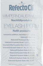 Парфюмерия и Козметика Ленти за фиксиране на мигли (L) - RefectoCil Eyelash Perm