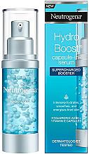 Парфюми, Парфюмерия, козметика Интензивно хидратиращ серум за лице - Neutrogena Hydro Boost Supercharged Booster