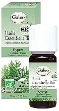 Парфюмерия и Козметика Органично етерично масло от кипарис - Galeo Organic Essential Oil Cypress