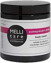 Парфюми, Парфюмерия, козметика Крем за тяло - Melli Care Pomegranate & Lichee Body Cream