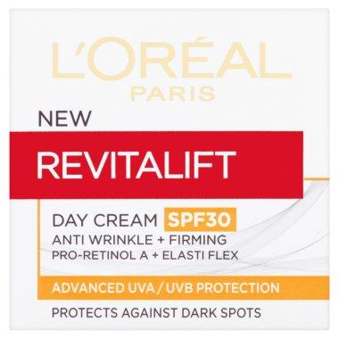Дневен крем против бръчки - L'Oreal Paris Revitalift Day Cream SPF30 — снимка N2
