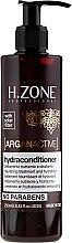 Парфюмерия и Козметика Хидратиращ балсам за коса с арганово масло - H.Zone Argan Active Hydraconditioner
