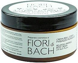 Парфюми, Парфюмерия, козметика Масажен крем за тяло - Phytorelax Laboratories Bach Flowers Relaxing Massage Body Cream