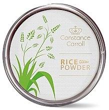 Парфюми, Парфюмерия, козметика Насипна оризова пудра за лице - Constance Carroll Rice Powder Powder