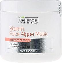 Парфюмерия и Козметика Витаминна алгинатна маска за лице - Bielenda Professional Program Face Vitamin Face Algae Mask
