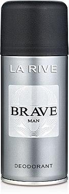 La Rive Brave Man - Мъжки парфюмен дезодорант — снимка N1
