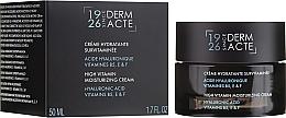 Парфюмерия и Козметика Мултивитаминен крем за лице - Academie Creme Hydratante Survitaminee