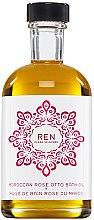 Парфюмерия и Козметика Масло за вана - Ren Moroccan Rose Otto Bath Oil