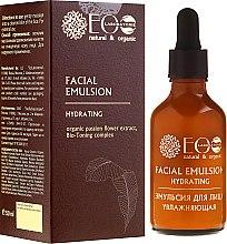 Парфюмерия и Козметика Овлажняваща емулсия за лице - ECO Laboratorie Facial Emulsion